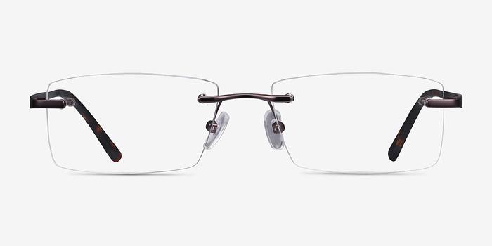 Gunmetal Noble -  Metal Eyeglasses