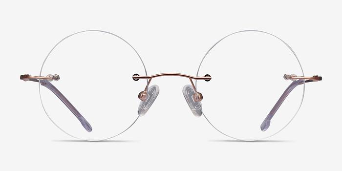 Golden Altus -  Metal Eyeglasses