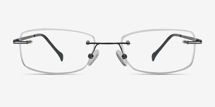 Black Trinity -  Lightweight Titanium Eyeglasses