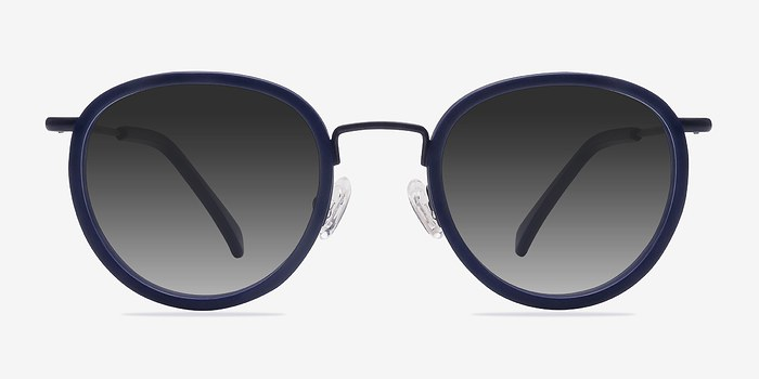 Matte Navy Siena -  Acétate Solaires