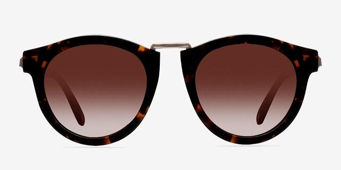 Brown/Tortoise Milano -  Acetate Sunglasses