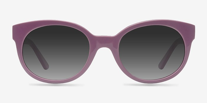 Purple Matilda -  Acetate Sunglasses