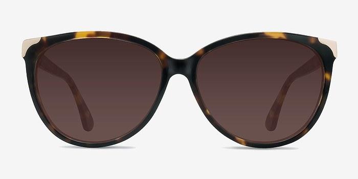 Tortoise Lima -  Acetate Sunglasses
