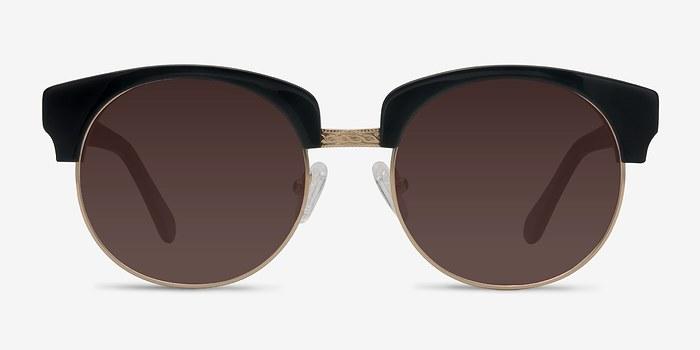 Black  Simone -  Acetate Sunglasses