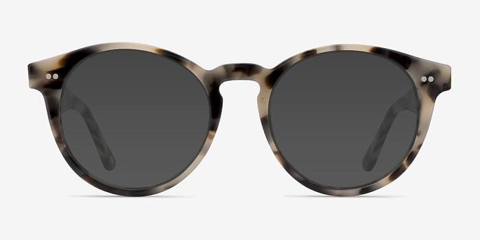 Ivory Tortoise Havana -  Acetate Sunglasses