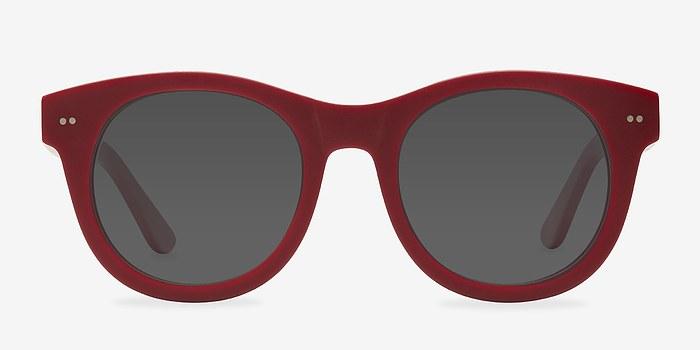 Matte Red Bikini -  Acetate Sunglasses