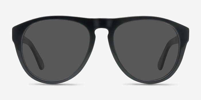 Black Catalonia -  Acetate Sunglasses