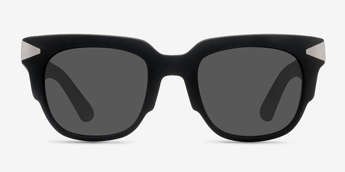 Matte Black  Bella Donna -  Acetate Sunglasses