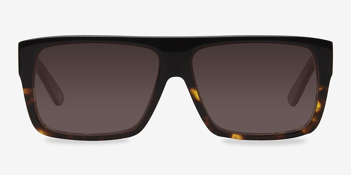 Black Tortoise Fresh -  Acetate Sunglasses