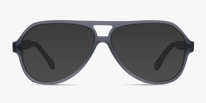 Gray Americana -  Acetate Sunglasses
