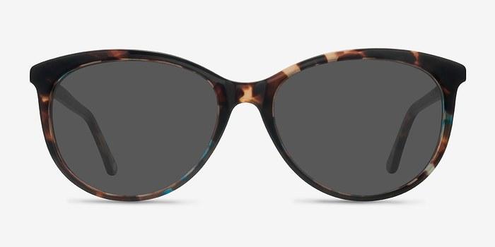 Tortoise Calypso -  Vintage Plastic Sunglasses
