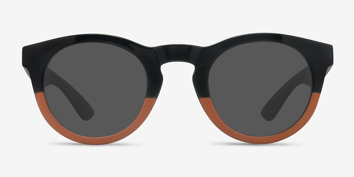 Black Sunset -  Plastic Sunglasses