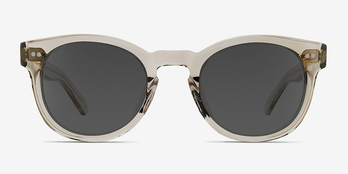 Champagne Horizon -  Acetate Sunglasses