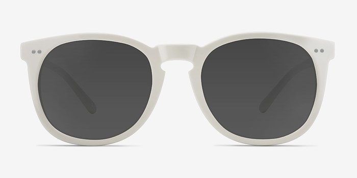 Cream Ethereal -  Acetate Sunglasses