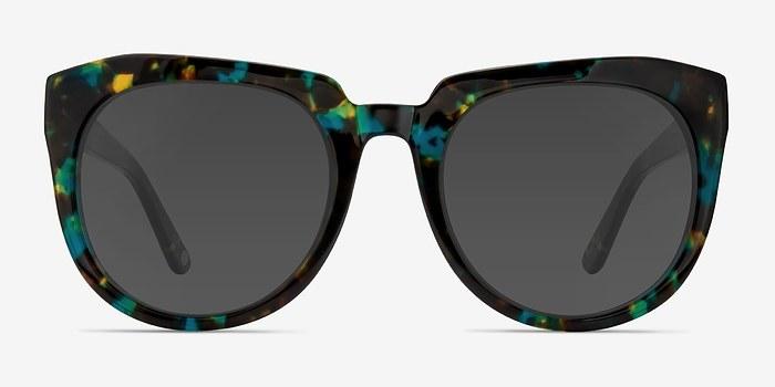 Nebular Laohu -  Vintage Acetate Sunglasses
