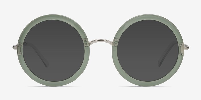 Green Joplin -  Acetate Sunglasses