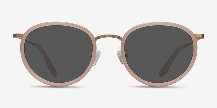 PInk Sun Tea -  Acetate Sunglasses