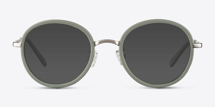 Green Cactus -  Acetate Sunglasses