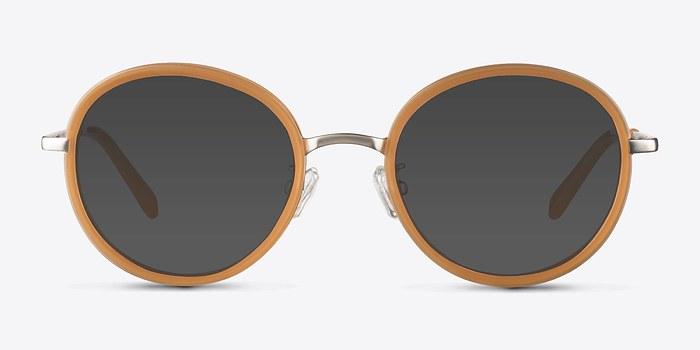 Orange Cactus -  Acetate Sunglasses