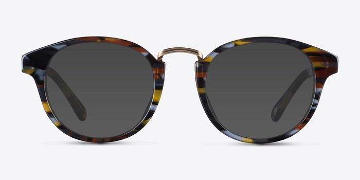 Floral Major -  Acetate Sunglasses