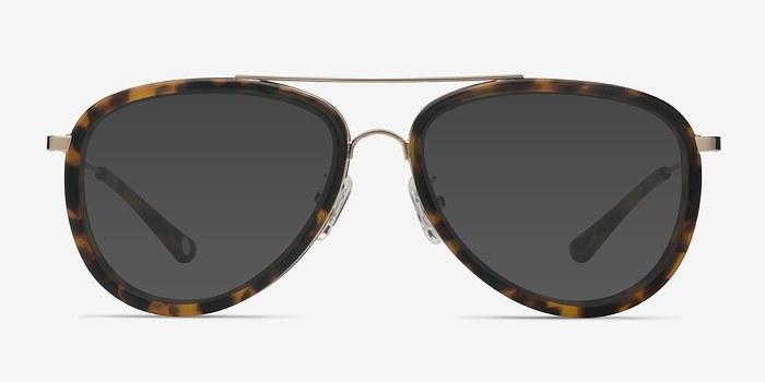 Tortoise Duke -  Vintage Acetate Sunglasses
