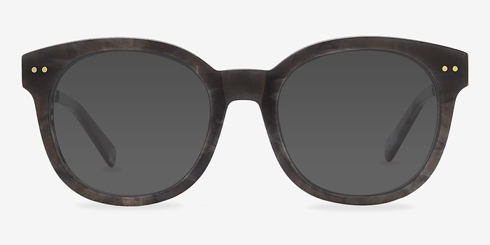 Gray Till Sunset -  Acetate Sunglasses