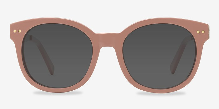 Pink Till Sunset -  Acetate Sunglasses