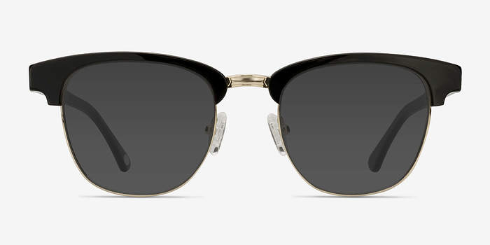 Black Somebody New -  Acetate Sunglasses