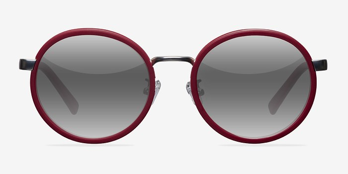 Matte Red Lady Bird -  Acétate Solaires