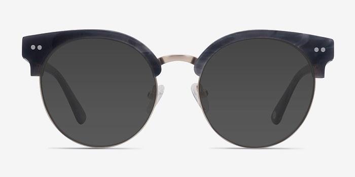 Gray Silicate -  Acetate Sunglasses