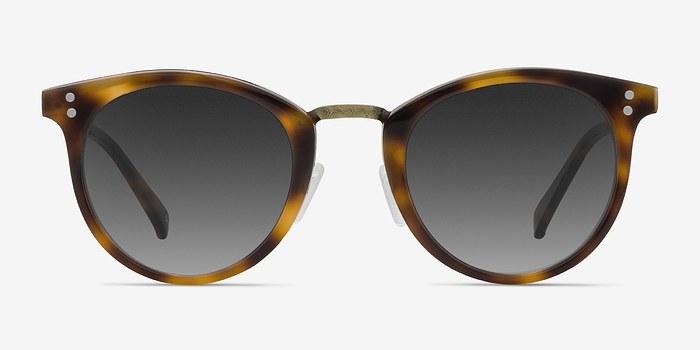 Caramel Sun Nostalgia -  Acetate Sunglasses