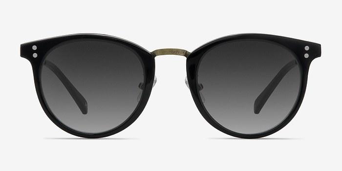 Charcoal Sun Nostalgia -  Acetate Sunglasses