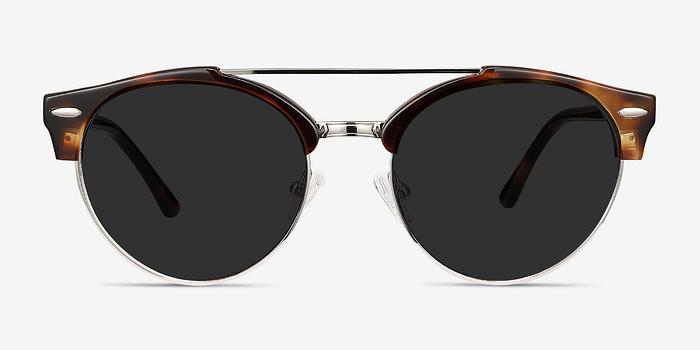 Tortoise Sands -  Acetate Sunglasses