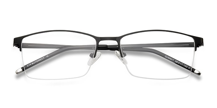 Black Summit -  Metal Eyeglasses