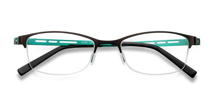 Black Pearl -  Metal Eyeglasses