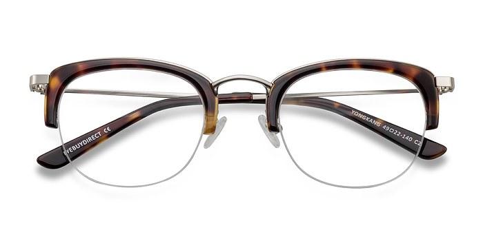 Tortoise Yongkang -  Acetate Eyeglasses