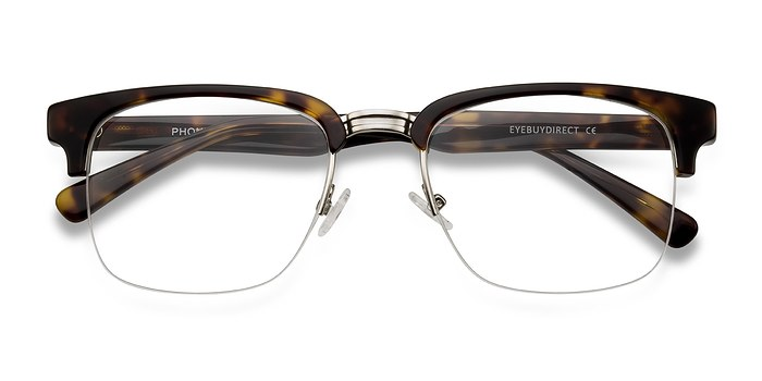 Tortoise Phonic -  Acetate Eyeglasses