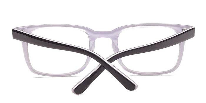 Black Yurga -  Fashion Acetate Eyeglasses