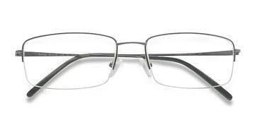 Gunmetal Kanick -  Lightweight Titanium Eyeglasses