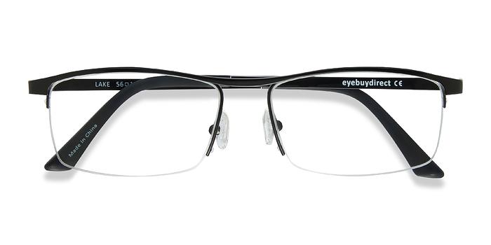 Black Lake -  Lightweight Titanium Eyeglasses