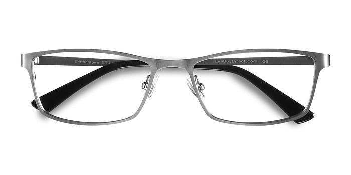 Silver  Germantown -  Metal Eyeglasses