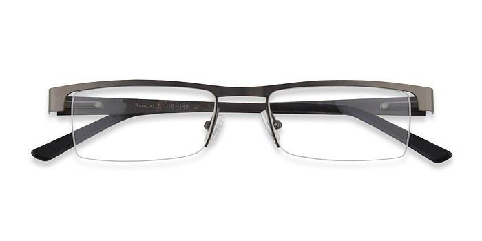 Gunmetal Samuel -  Metal Eyeglasses