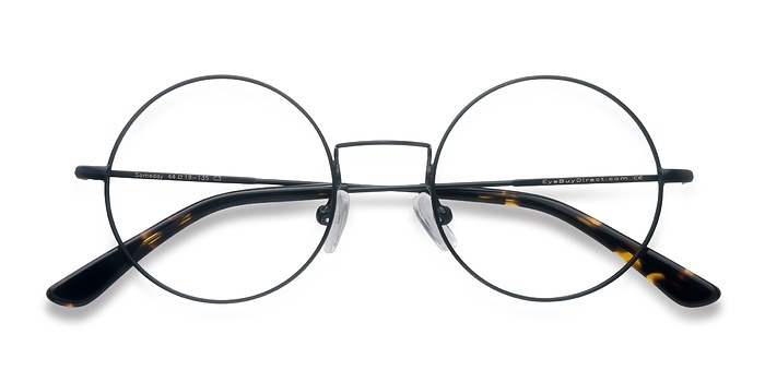 Black Someday -  Metal Eyeglasses