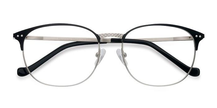 Black Phenomena -  Metal Eyeglasses
