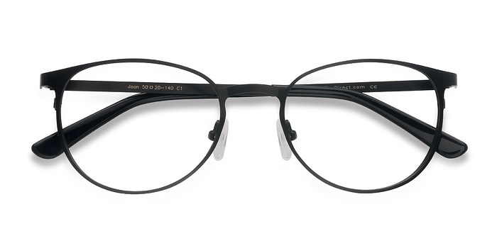 Black Joan -  Metal Eyeglasses