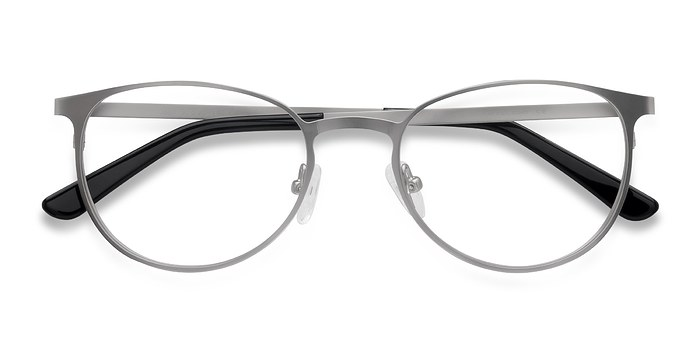 Silver Joan -  Metal Eyeglasses