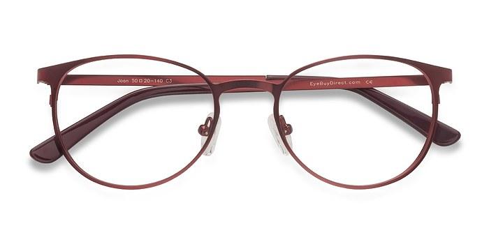 Red Joan -  Metal Eyeglasses