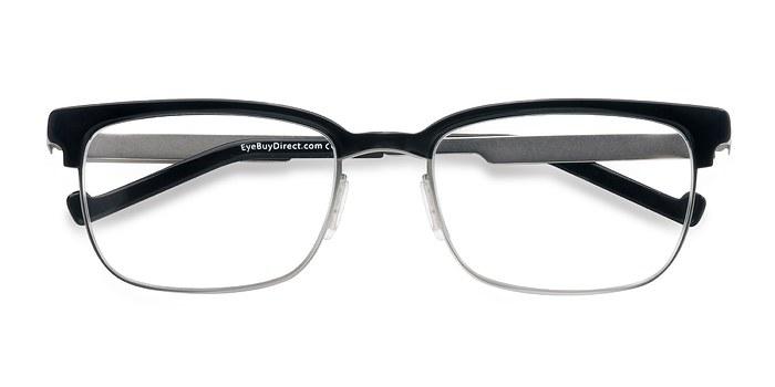 Black Edgar -  Designer Acetate Eyeglasses