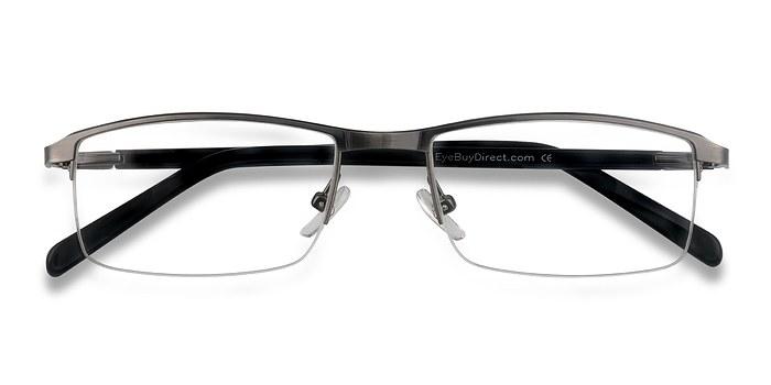 Silver  Mel -  Classic Metal Eyeglasses
