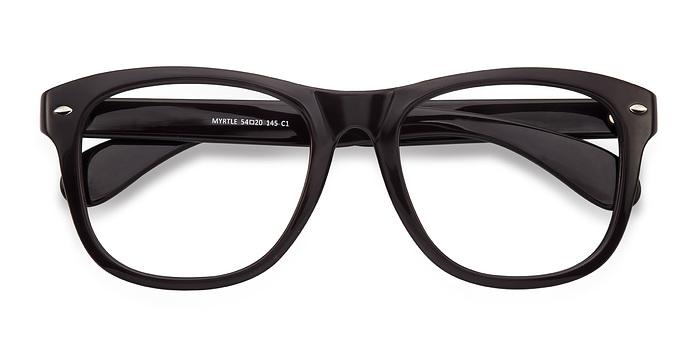 Purple Myrtle -  Lightweight Plastic Eyeglasses